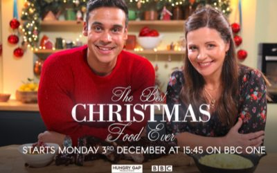 "Catherine's debut on BBC in NEW series ""Best Christmas Food Ever"""