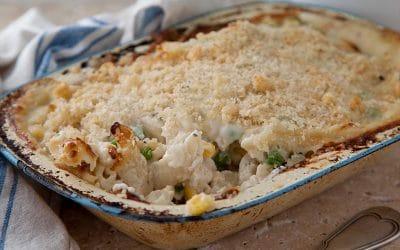 Catherine's Chicken Pasta Bake