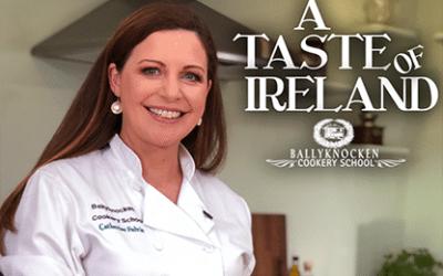 "Here are my recipes from Recipe.tv ""A Taste of Ireland at Ballyknocken Cookery School"""
