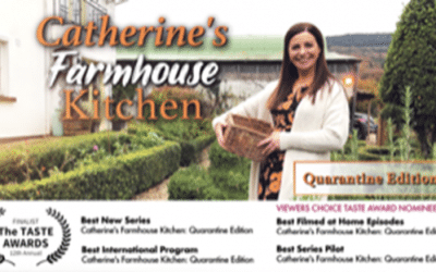 """Here are my recipes from Recipe.tv Farmhouse Cooking Made Easy – """"A Taste of Ireland"""""""