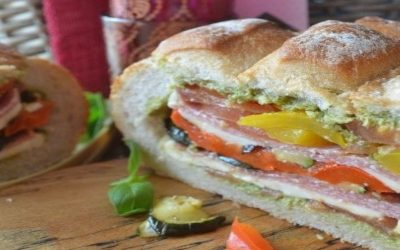 Muffuletta – Perfect for Picnic and Alfresco Dining